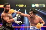 Manny Pacquiao v Shane Mosley 2011 Prints