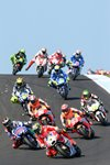 Andrea Iannone and the Ducati Team Moto GP Prints