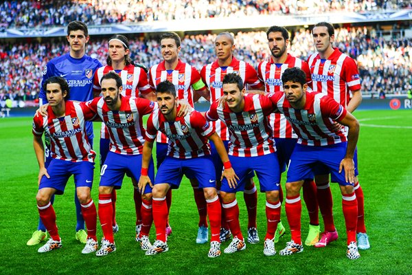 Atletico Madrid Champions League Final 2014