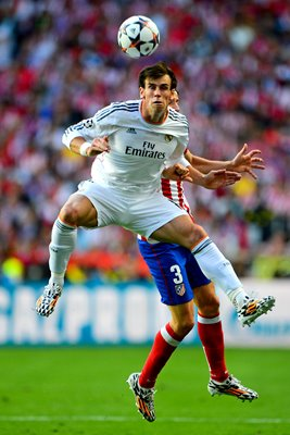 Real Madrid Gareth Bale Champions League Final 2014