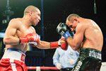 Andre Ward v Arthur Abraham 2011 Mounts