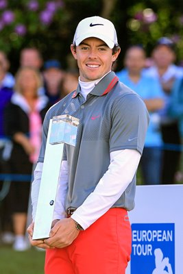 Rory McIlroy PGA Champion Wentworth 2014