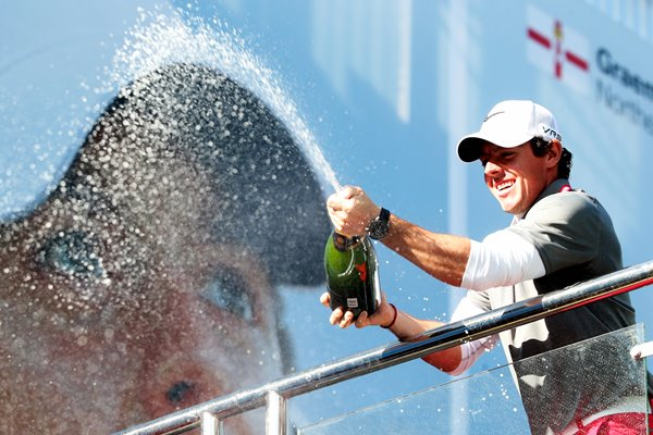 Rory McIlroy Wins PGA Wentworth 2014