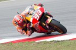 Marc Marquez Spain Malaysian MotoGP 2015 Mounts