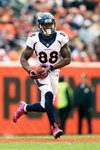 Demaryius Thomas Denver Broncos Prints