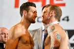 Carl Froch v George Groves Weigh-In Wembley 2014 Prints