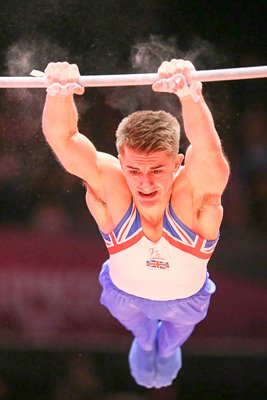 Max Whitlock High Bar 2015 Worlds Glasgow 2015