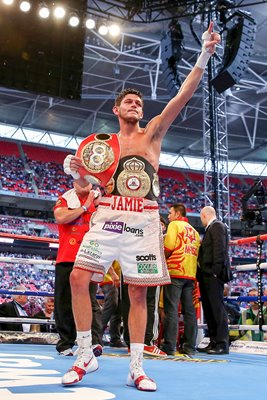 Jamie McDonnell IBF & WBA World Super Middleweight Champion