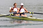 Helen Glover and Heather Stanning World Cup 2011 Prints
