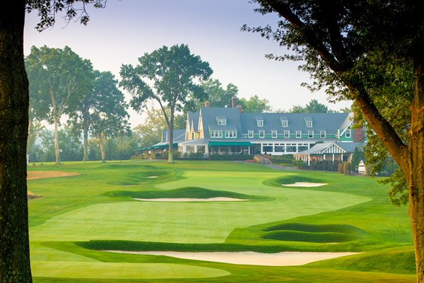 Oakmont Country Club 18th Hole US Open 2016