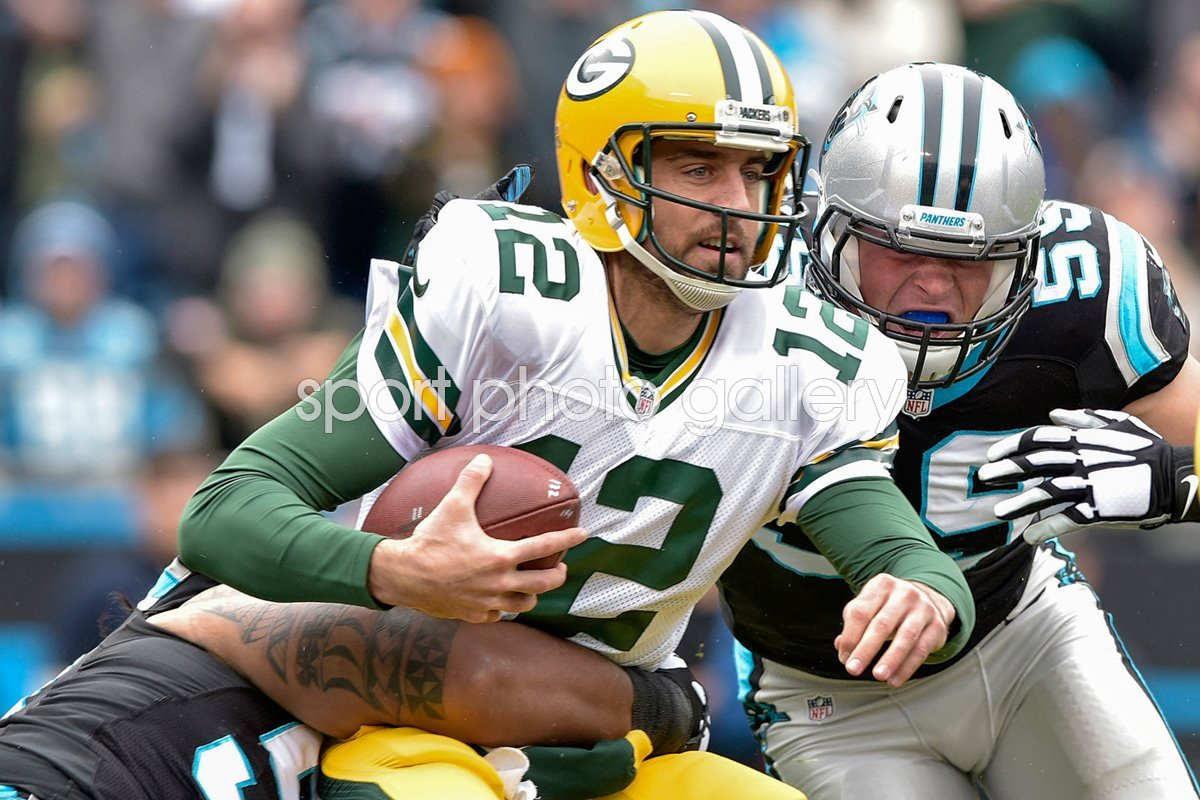 Aaron Rodgers #12 Green Bay Packers