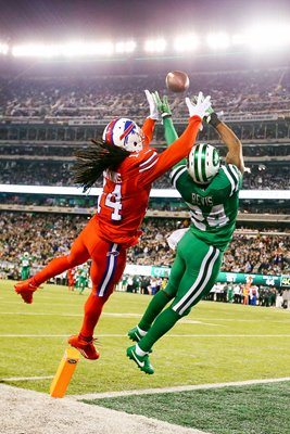 Sammy Watkins Buffalo Bills v Darrelle Revis New York Jets