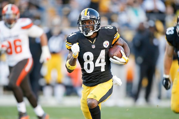 Antonio Brown Pittsburgh Steelers
