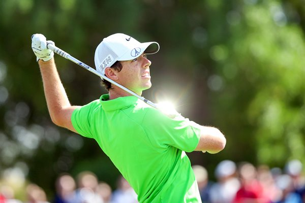 Rory McIlroy DP World Tour Championship