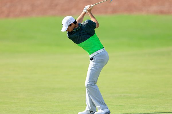 Rory McIlroy Race to Dubai Winner 2015