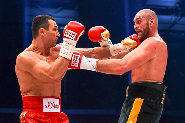 Wladimir Klitschko v Tyson Fury World Title Fight 2015