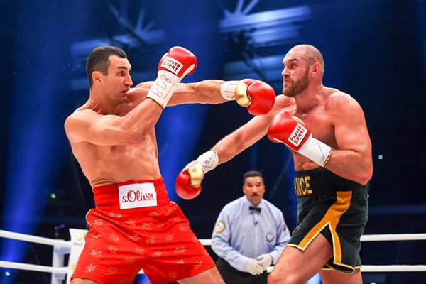 Tyson Fury v Wladimir Klitschko World Title Fight 2015