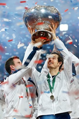 Andy Murray Great Britain Davis Cup 2015