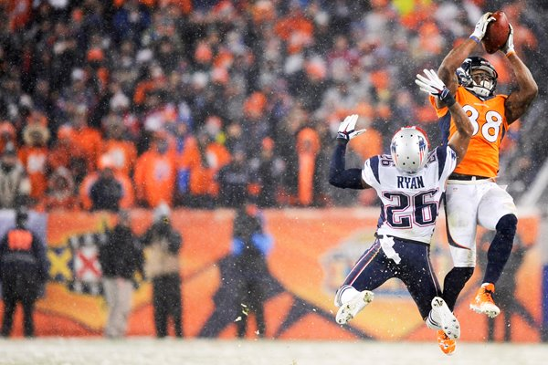 Thomas Denver Broncos v Ryan New England Patriots