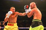 Chris Eubank Jr beats Gary O'Sullivan London 2015 Prints