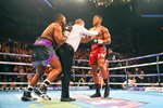 Anthony Joshua v Dillian Whyte Trouble at the Bell 2015 Prints