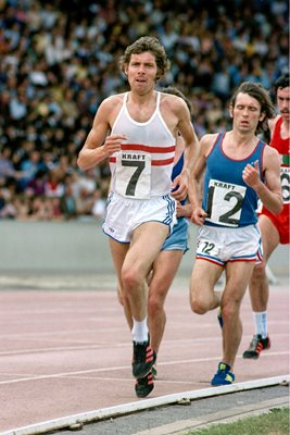 Brendan Foster Crystal Palace 1976