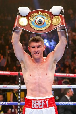 Liam Smith WBO World Super Welterweight Champion 2015