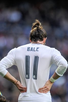 Gareth Bale Real Madrid CF v Rayo Vallecano 2015