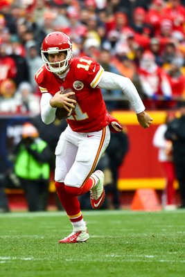 Alex Smith Kansas City Chiefs v Cleveland Browns 2015
