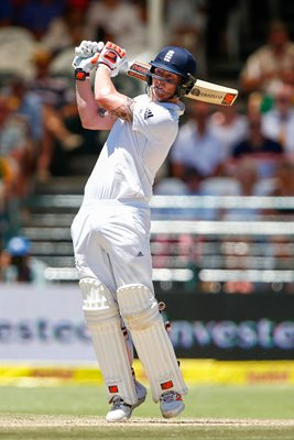 Ben Stokes England 258 v South Africa Cape Town 2016