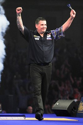 Gary Anderson Scotland 2016 World Darts Champion