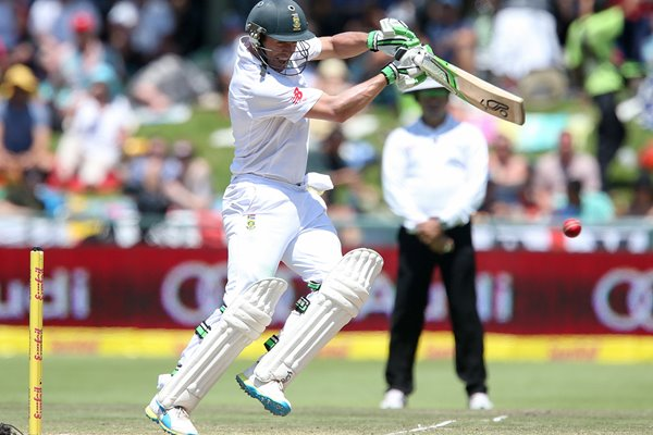 AB De Villiers South Africa v England Newlands 2016