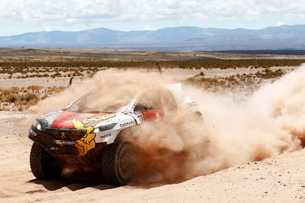 Romain Dumas 2016 Dakar Rally Stage 5