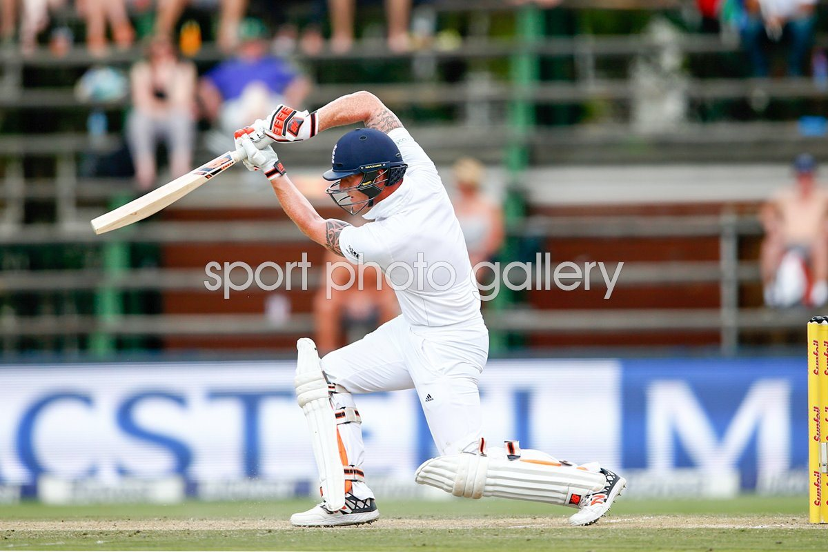 Ben Stokes England v South Africa Wanderers 2016