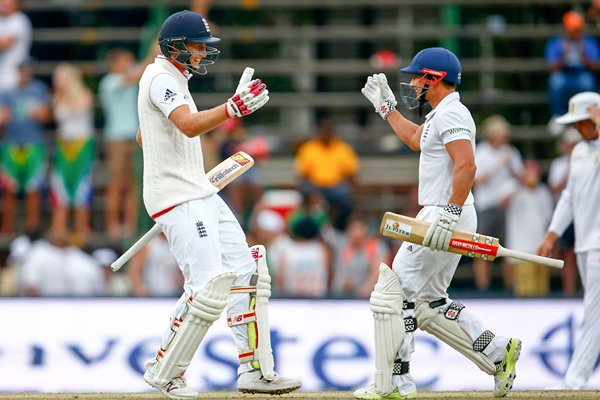 Joe Root and James Taylor England Series Win 2016