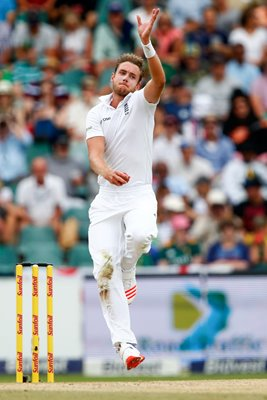 Stuart Broad 6 wickets v South Africa Johannesburg 2016