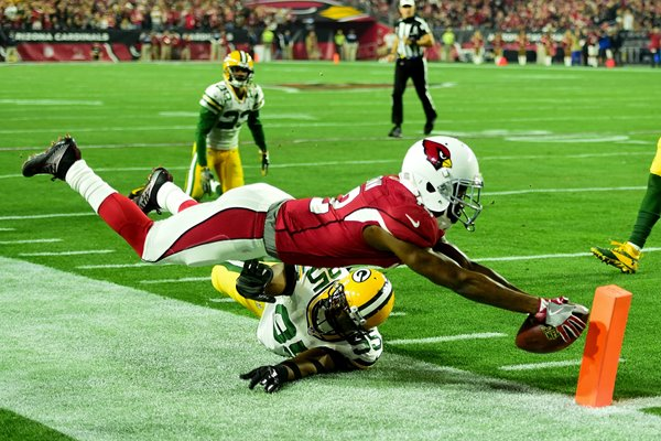 John Brown Arizona Cardinals v Green Bay Packers