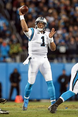 Cam Newton Carolina Panthers QB NFC Champions 2016