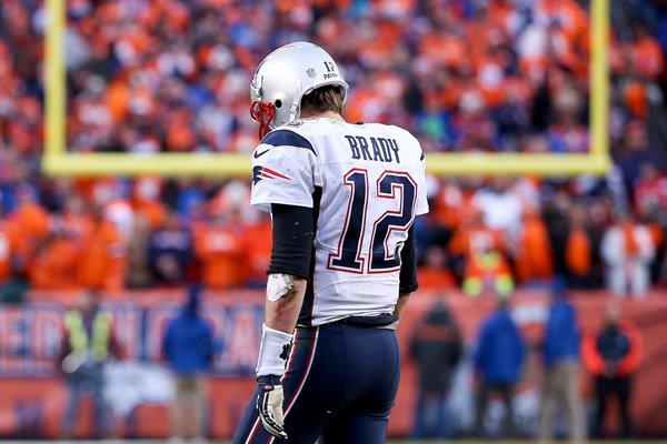 Tom Brady New England Patriots v Denver Broncos 2016