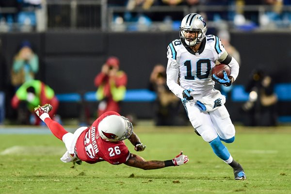 Corey Brown 86 yard Touchdown Carolina Panthers 2016