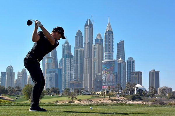 Danny Willett Dubai Desert Classic Champion 2016