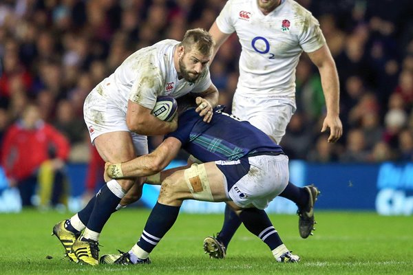 Joe Marler England v John Barclay Scotland