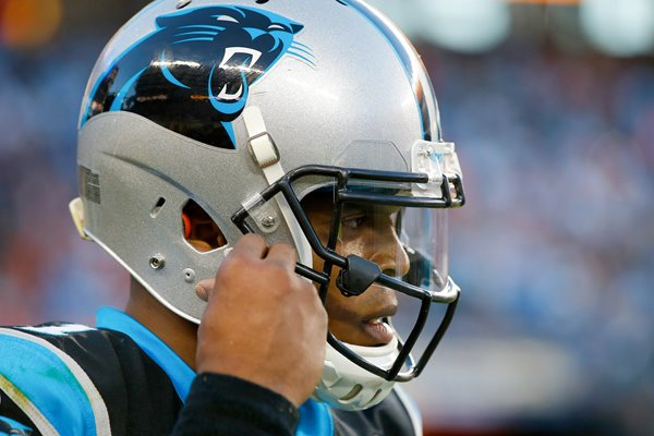 Cam Newton Carolina Panthers Super Bowl 50 2016