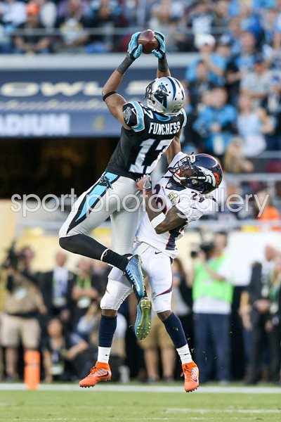 Devin Funchess Carolina Panthers Bradley Roby Denver Broncos