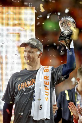 Peyton Manning Denver Broncos Super Bowl 50 2016 Champion