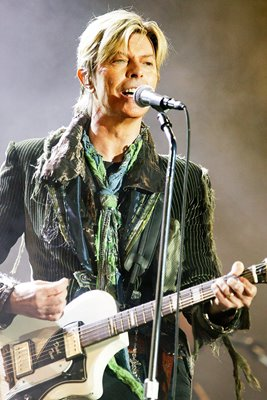 David Bowie Isle of Wight Festival 2004