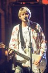 Kurt Cobain MTV Awards 1992 Prints