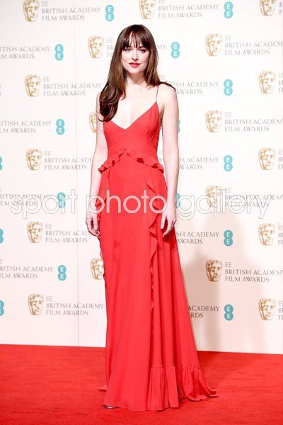 Dakota Johnson BAFTAs 2016
