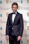 Eddie Redmayne BAFTAs 2016 Wall Sticker