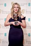 Kate Winslet BAFTAs 2016 Mounts